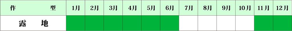 かぶ カレンダー
