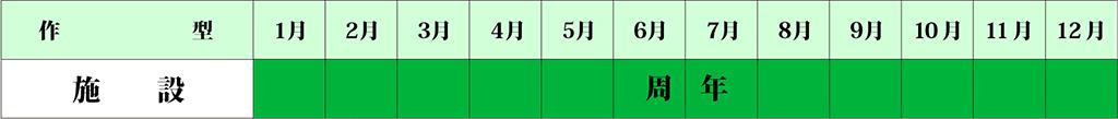 大葉 カレンダー