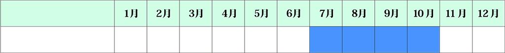 ユリ カレンダー